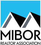 MIBOR Realtor Association logo